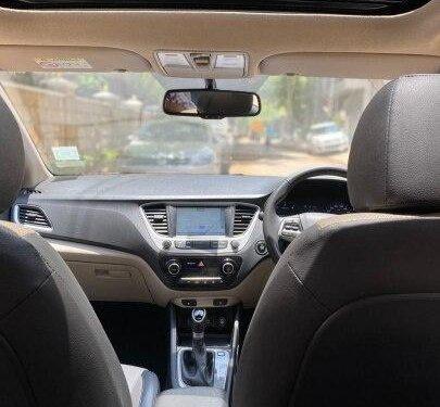 Used 2018 Hyundai Verna 1.6 CRDI SX Option MT for sale in Madurai