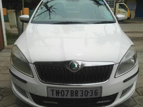 Skoda Rapid 1.6 MPI Elegance 2012 MT For sale in Chennai-6