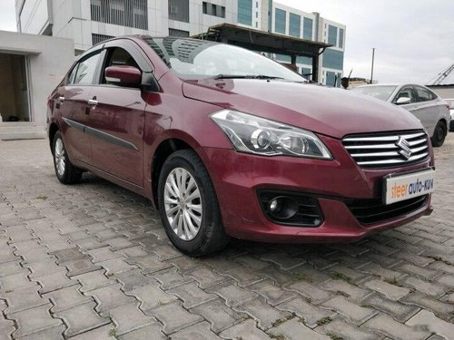 Maruti Suzuki Ciaz Zeta 2017 MT for sale in Chennai