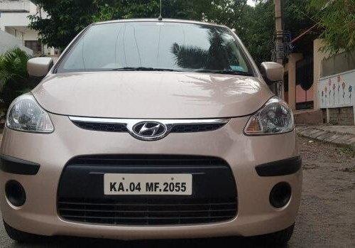 2009 Hyundai i10 MT for sale in Bangalore