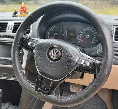 2017 Volkswagen Ameo 1.5 TDI Highline AT for sale in Nashik
