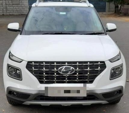2019 Hyundai Venue AT for sale in Chennai
