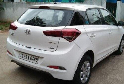 Hyundai i20 Sportz 1.4 CRDi 2017 MT for sale in Hyderabad