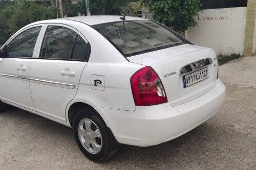 2010 Hyundai Verna AT for sale in Hyderabad