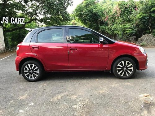 Used Toyota Etios Liva V 2019 MT for sale in Chennai