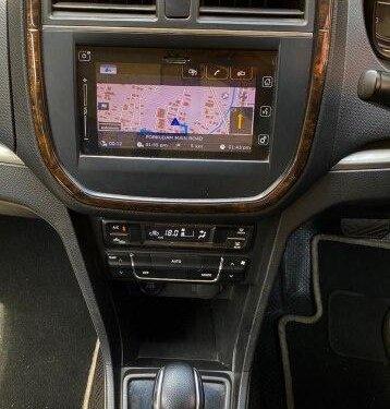 2018 Maruti Vitara Brezza ZXI Plus AT Dual Tone in Madurai