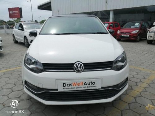 Volkswagen Polo 1.2 MPI Highline 2017 MT for sale in Chennai