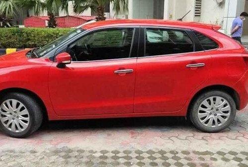 2015 Maruti Suzuki Baleno Zeta AT for sale in New Delhi