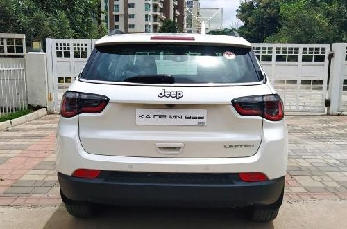 Used 2017 Jeep Compass 2.0 Limited Option MT in Bangalore
