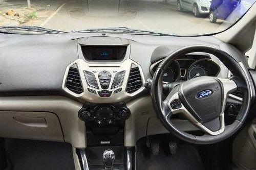 2013 Ford EcoSport 1.5 DV5 Titanium Optional MT in Bangalore