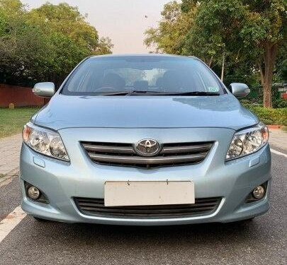Used 2008 Toyota Corolla Altis VL AT for sale in New Delhi