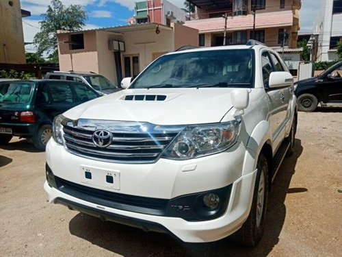 Used 2014 Toyota Fortuner 3.0 Diesel MT for sale in Coimbatore
