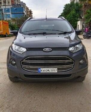 Used 2016 Ford EcoSport 1.5 Diesel Ambiente MT in Bangalore