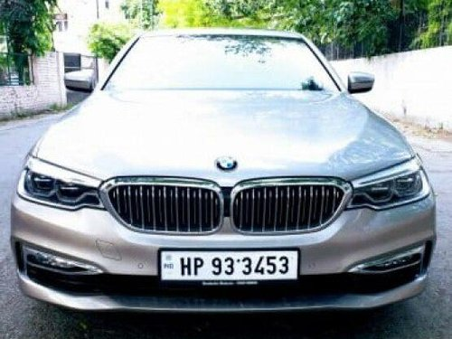 Used 2019 BMW 5 Series 520d Luxury Line AT for sale in New Delhi