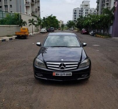 Used 2008 Mercedes Benz C-Class 220 CDI AT in Pune