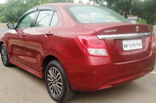Maruti Swift Dzire ZXI Plus 2017 MT for sale in Pune