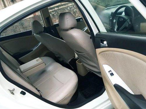 Hyundai Verna S 2012 MT for sale in Pune