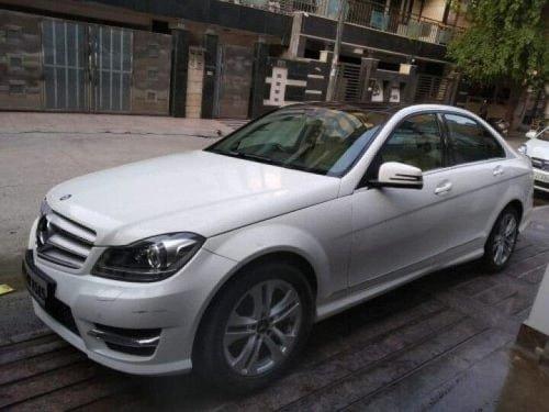 2015 Mercedes Benz C-Class C 220 CDI Avantgarde AT for sale in New Delhi