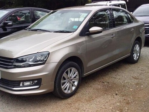 Used 2017 Volkswagen Vento 1.2 TSI Highline AT for sale in Hyderabad