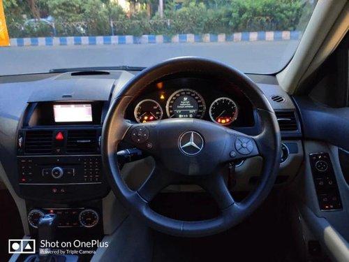 Used 2009 Mercedes Benz C-Class 200 K AT in Kolkata