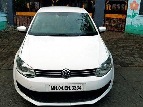 2010 Volkswagen Polo Diesel Comfortline 1.2L MT in Pune