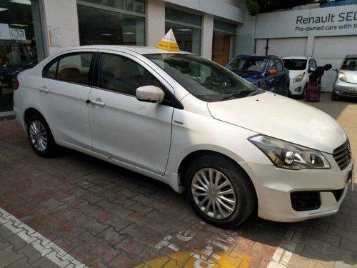 Maruti Ciaz VDi 2016 MT for sale in Chennai