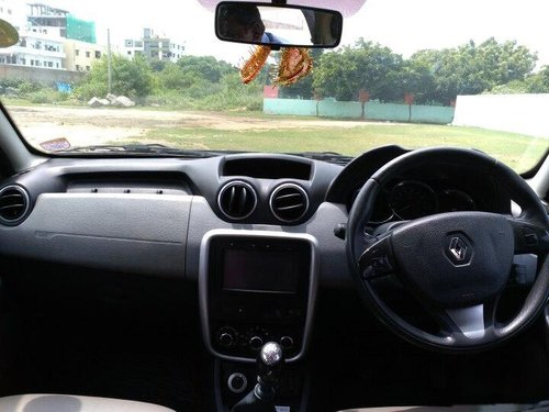 2015 Renault Duster 110PS Diesel RxZ AMT in Hyderabad