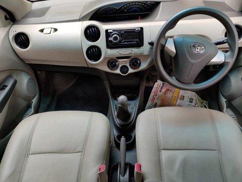 Used 2016 Toyota Etios Liva 1.2 GX MT in Bangalore