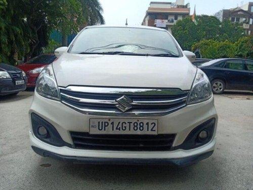 Maruti Ertiga CNG VXI 2018 MT for sale in New Delhi