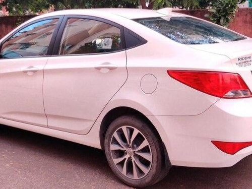 2017 Hyundai Verna SX Diesel MT for sale in Jaipur