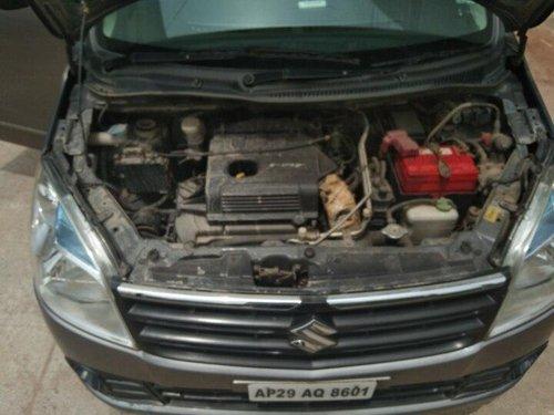 Maruti Wagon R LX BS IV 2011 MT for sale in Hyderabad