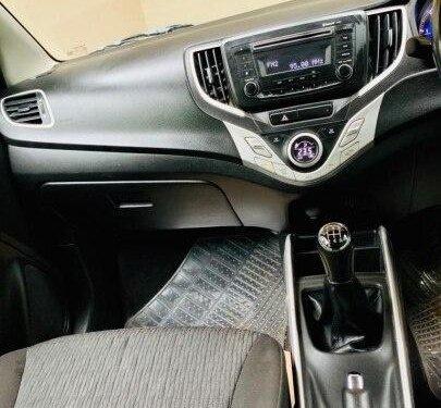 2017 Maruti Suzuki Baleno Delta Diesel MT in Hyderabad