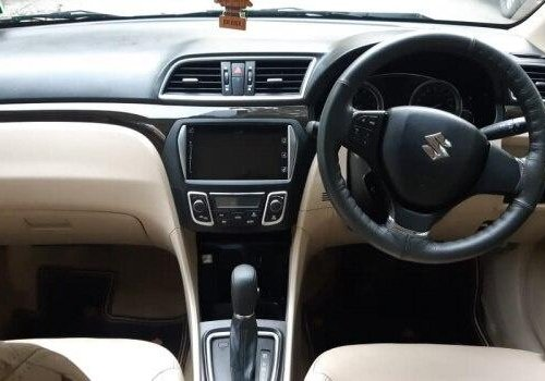 Used 2017 Maruti Suzuki Ciaz Alpha Automatic AT for sale in Pune