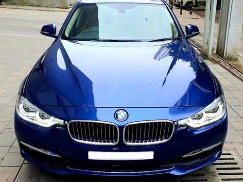 2019 BMW 3 Series 320d Luxury Line AT in Mumbai