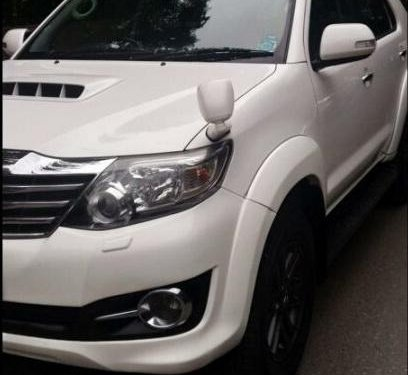 Toyota Fortuner 4x4 2015 AT for sale in New Delhi