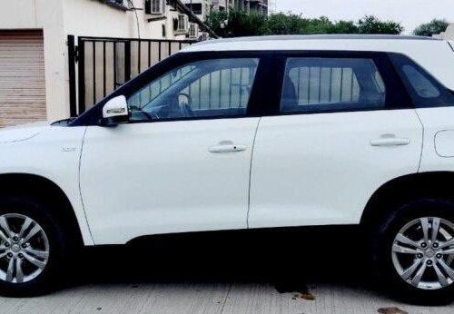 Used 2017 Maruti Suzuki Vitara Brezza ZDi Plus MT in Nagpur