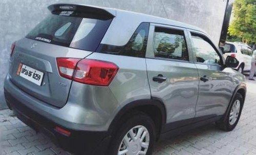 Used Maruti Suzuki Vitara Brezza LDi 2016 MT in Faridabad