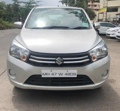 Maruti Celerio VXI CNG 2017 MT for sale in Mumbai