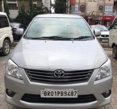2014 Toyota Innova MT for sale in Patna