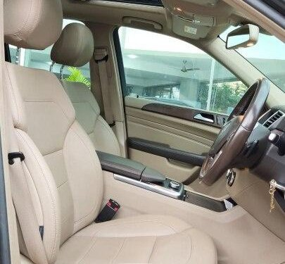 2015 Mercedes Benz M Class ML 350 CDI AT for sale in Bangalore