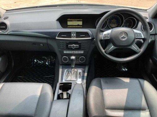 2013 Mercedes Benz C-Class C 220d Avantgarde Edition C AT in New Delhi