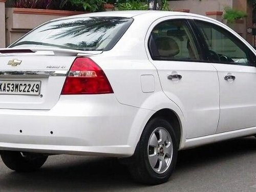 Used 2010 Chevrolet Aveo 1.4 LT MT for sale in Bangalore