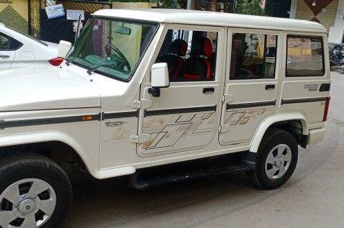 Mahindra Bolero ZLX BSIII 2016 MT for sale in Hyderabad