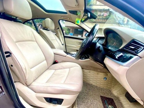 BMW 5 Series 520d 2011 AT for sale in Mumbai