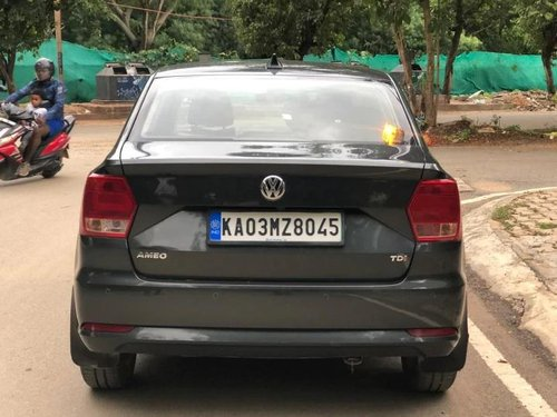 Volkswagen Ameo 1.5 TDI Highline 2017 MT for sale in Bangalore
