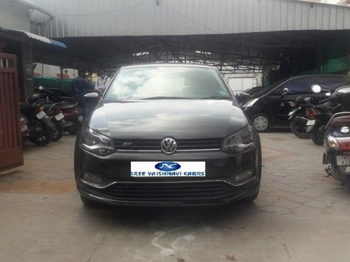 2015 Volkswagen Polo GT TSI AT in Coimbatore