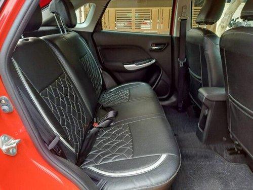 Used Maruti Suzuki Baleno Alpha 2016 MT for sale in Bangalore