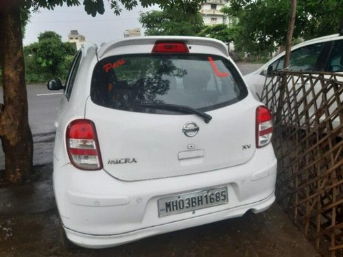 Used 2012 Nissan Micra XV MT for sale in Mumbai