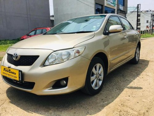 2010 Toyota Corolla Altis Diesel D4DG MT for sale in Indore