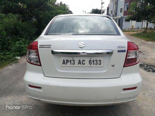 Used Maruti Suzuki SX4 2012 MT for sale in Hyderabad